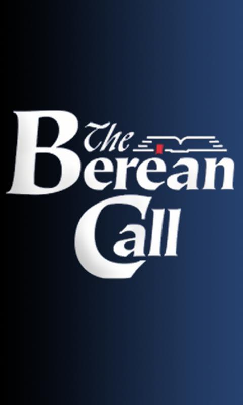 berean-call